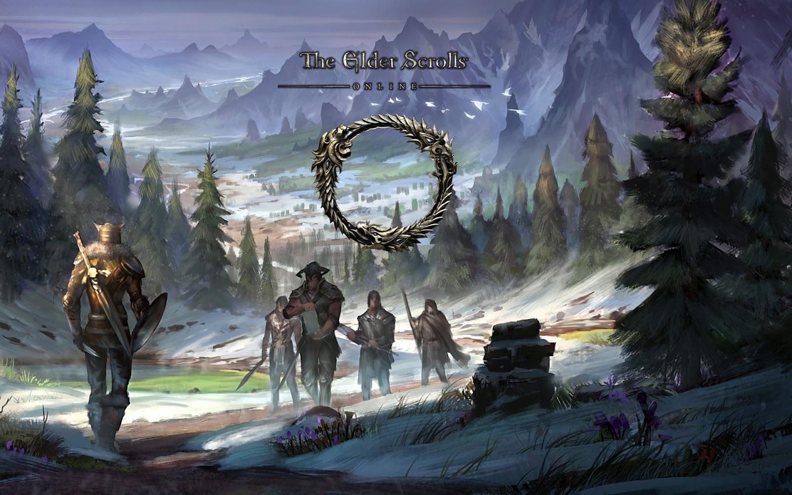 the elder scrolls online header A