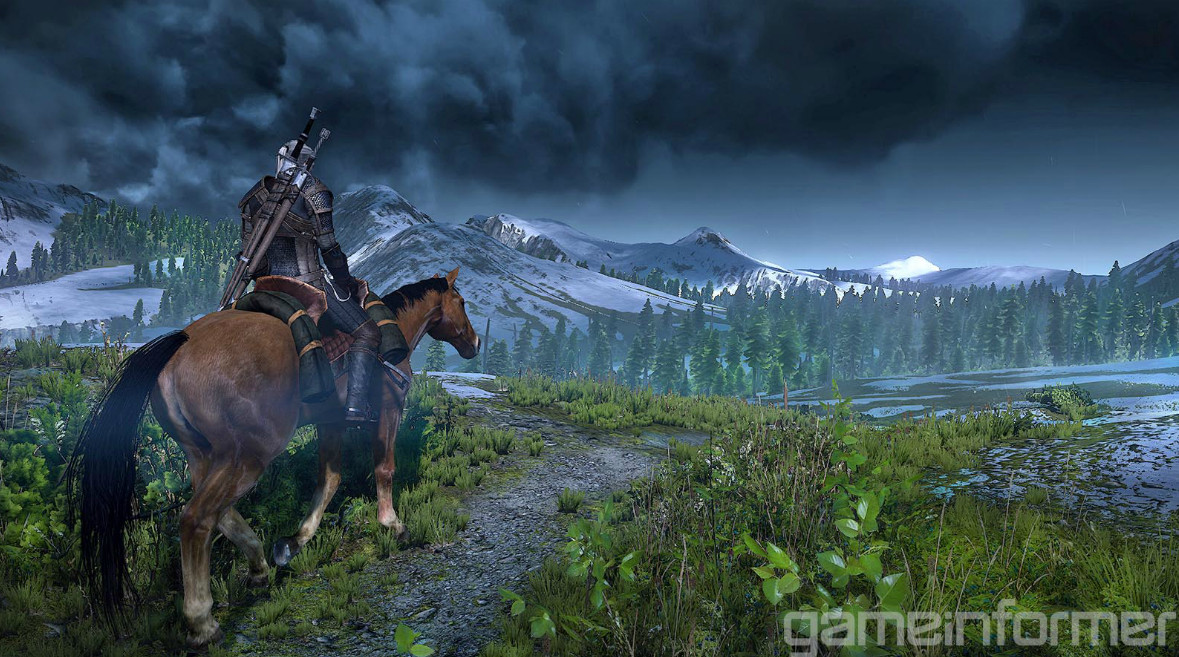 the witcher 3 wild hunt gameinformer 06022013c