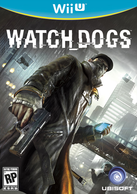 watch dogs cover wii u