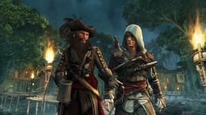 Assassin's Creed IV: Black Flag, ecco alcuni artwork ed il trailer sul protagonista in italiano