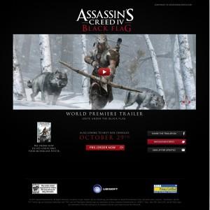 Assassin's Creed IV: Black Flag, confermato per il 29 ottobre anche sulle console di nuova generazione