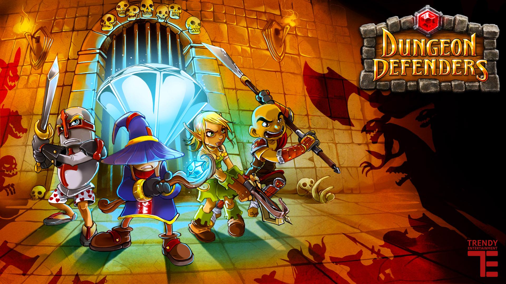 dungoeon-defenders