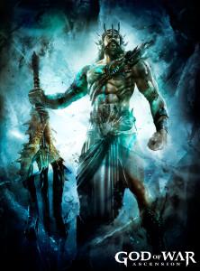 God of War: Ascension, c'è anche la modalità Trials of the Gods, Poseidone rivelato