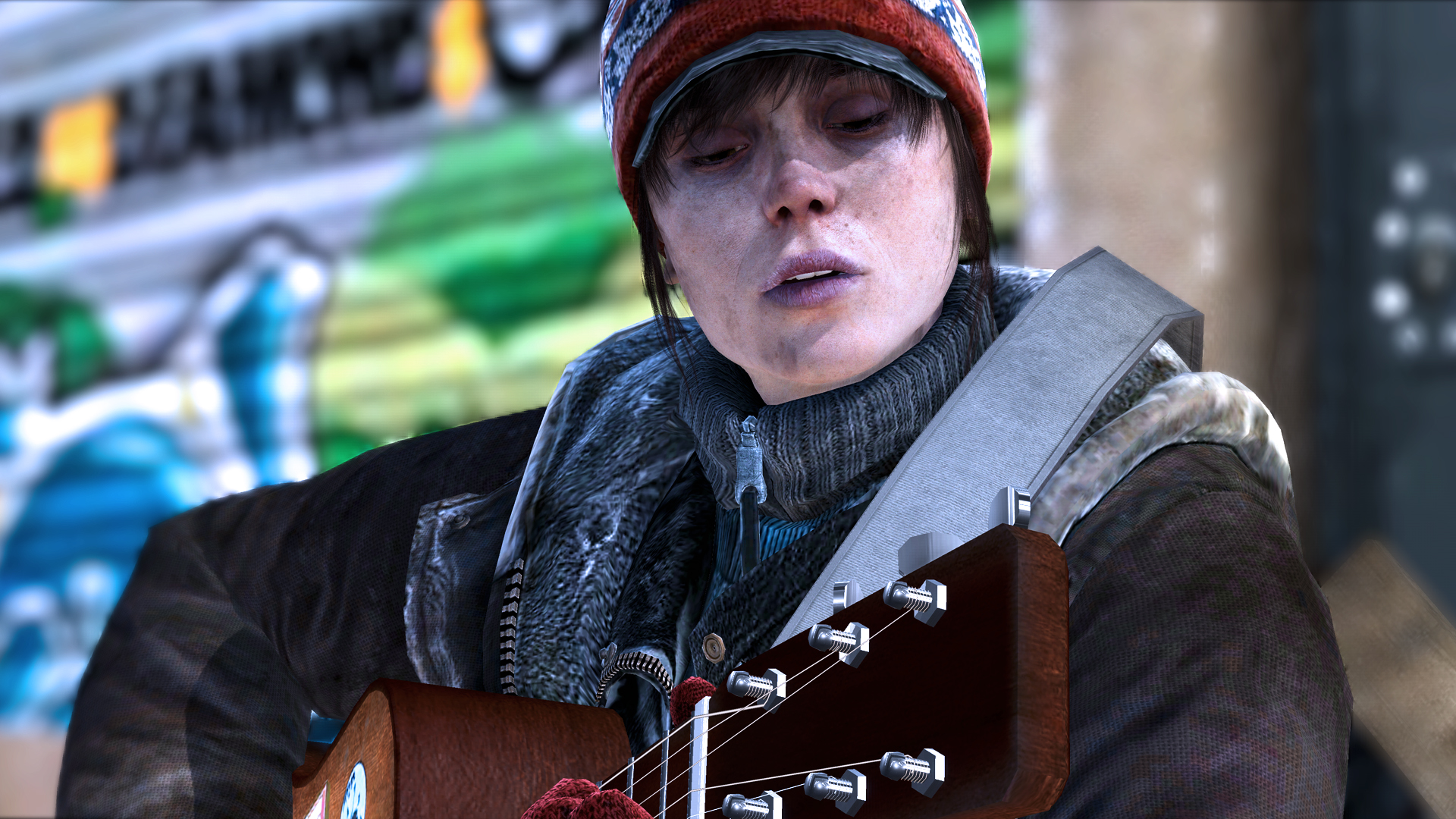 Beyond-Two-Souls-jodie-holmes-play-guitar