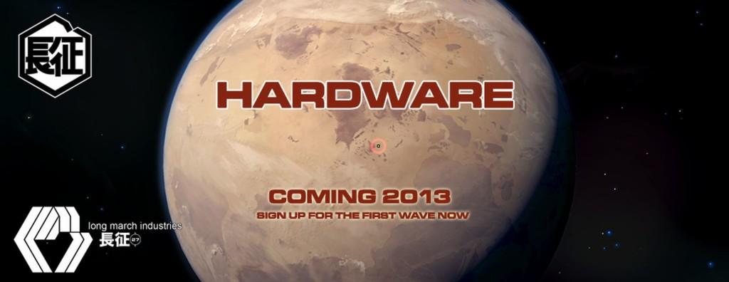 Hardware-reclame