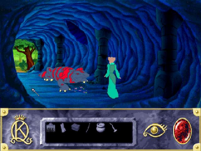 King's-quest-in-game