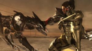 Metal Gear Rising Revengeance Jetstream