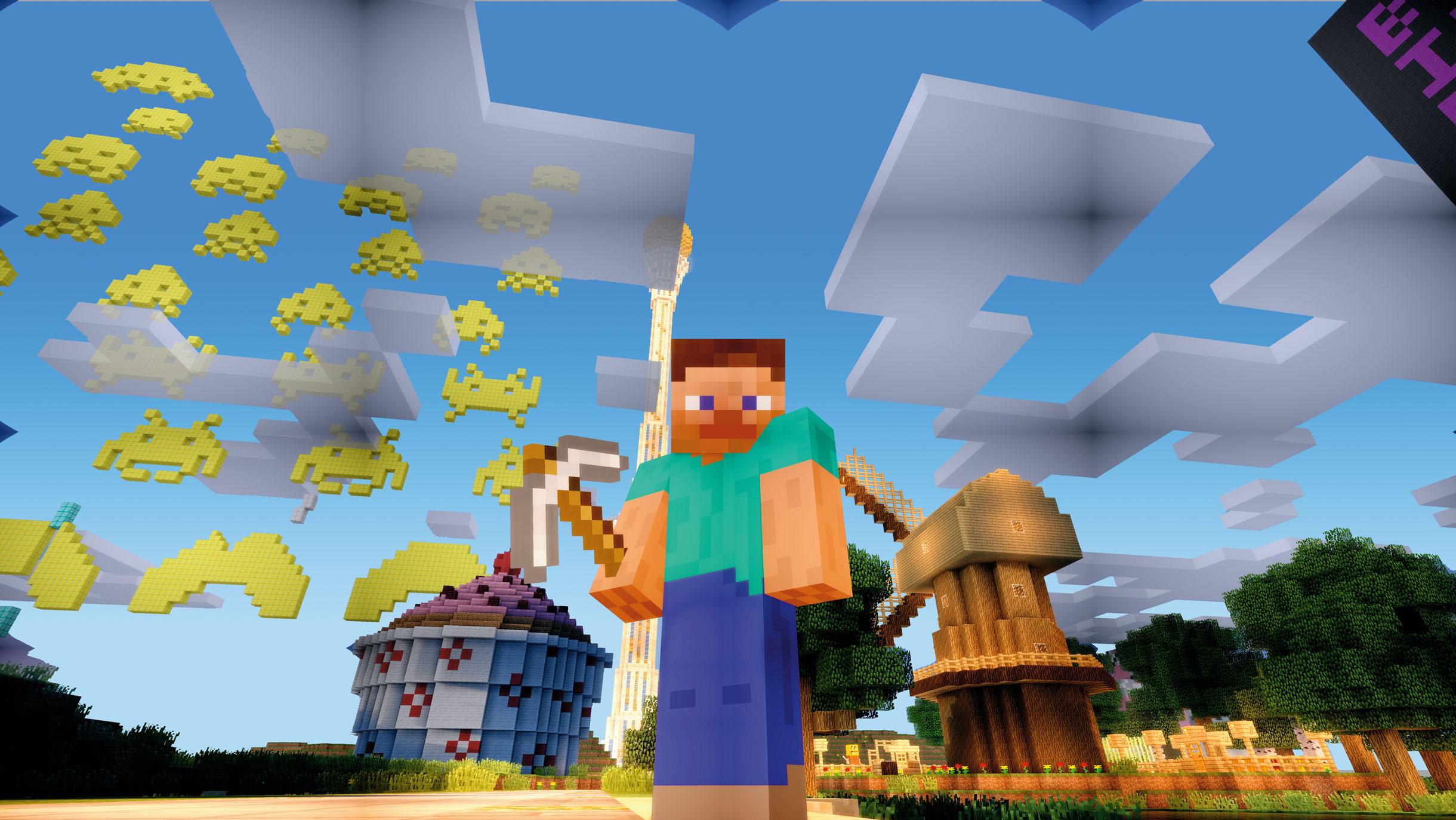 Minecraft-a