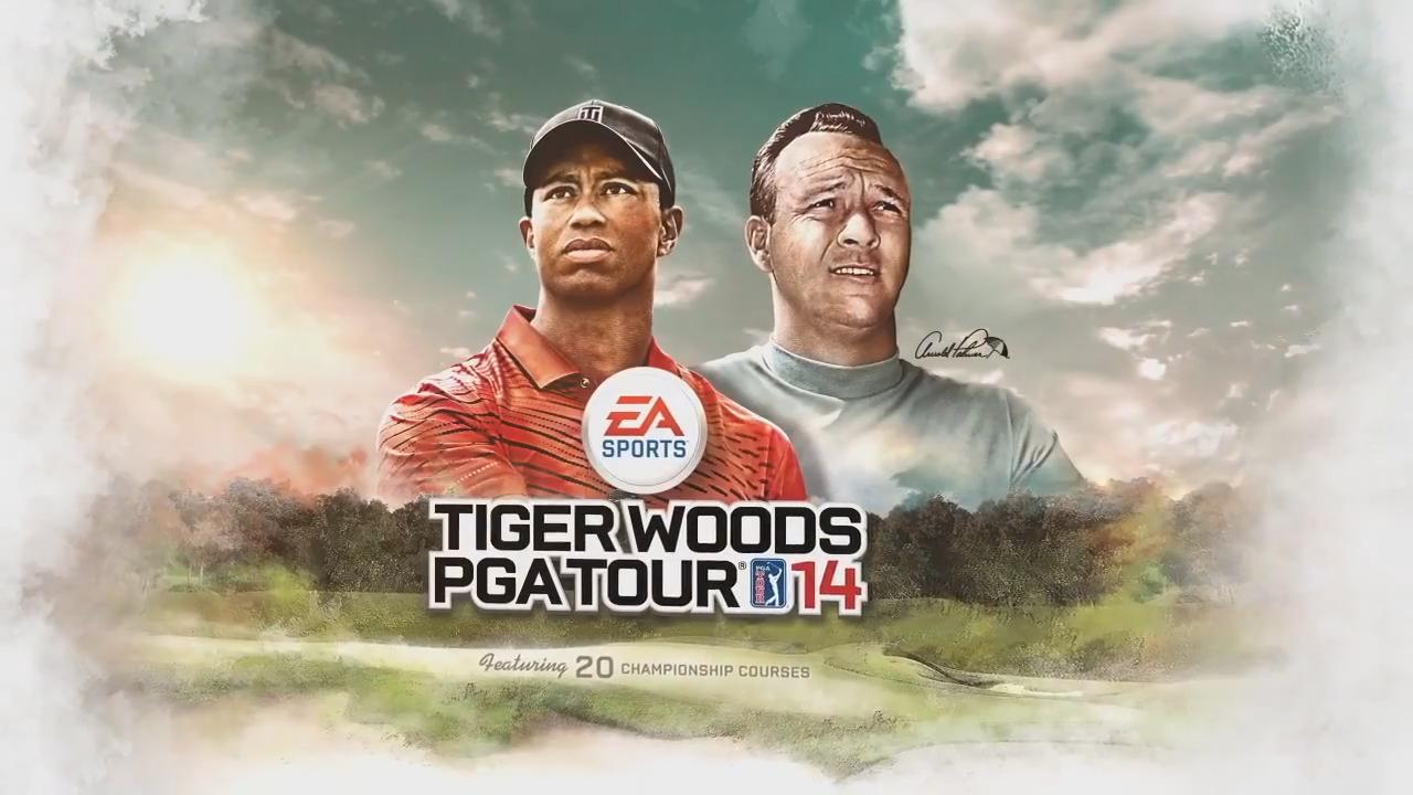Tiger-Woods-PGA-Tour-14-Arnold-Palmer