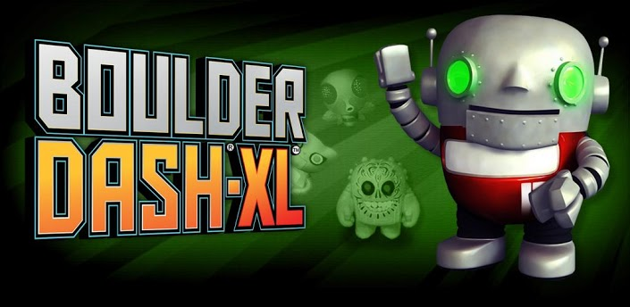 boulder dash xl android