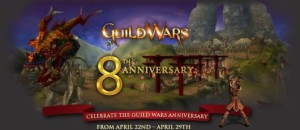 guildwars 8th anniversary