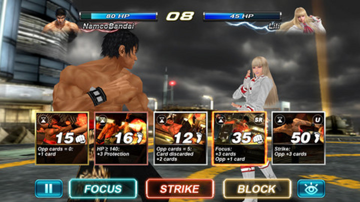 tekken card tournament 0504213