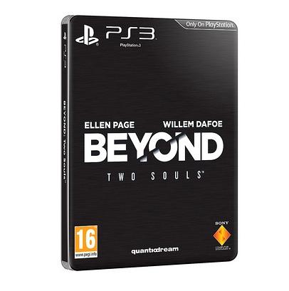 Beyond two souls copertina edizioni speciali