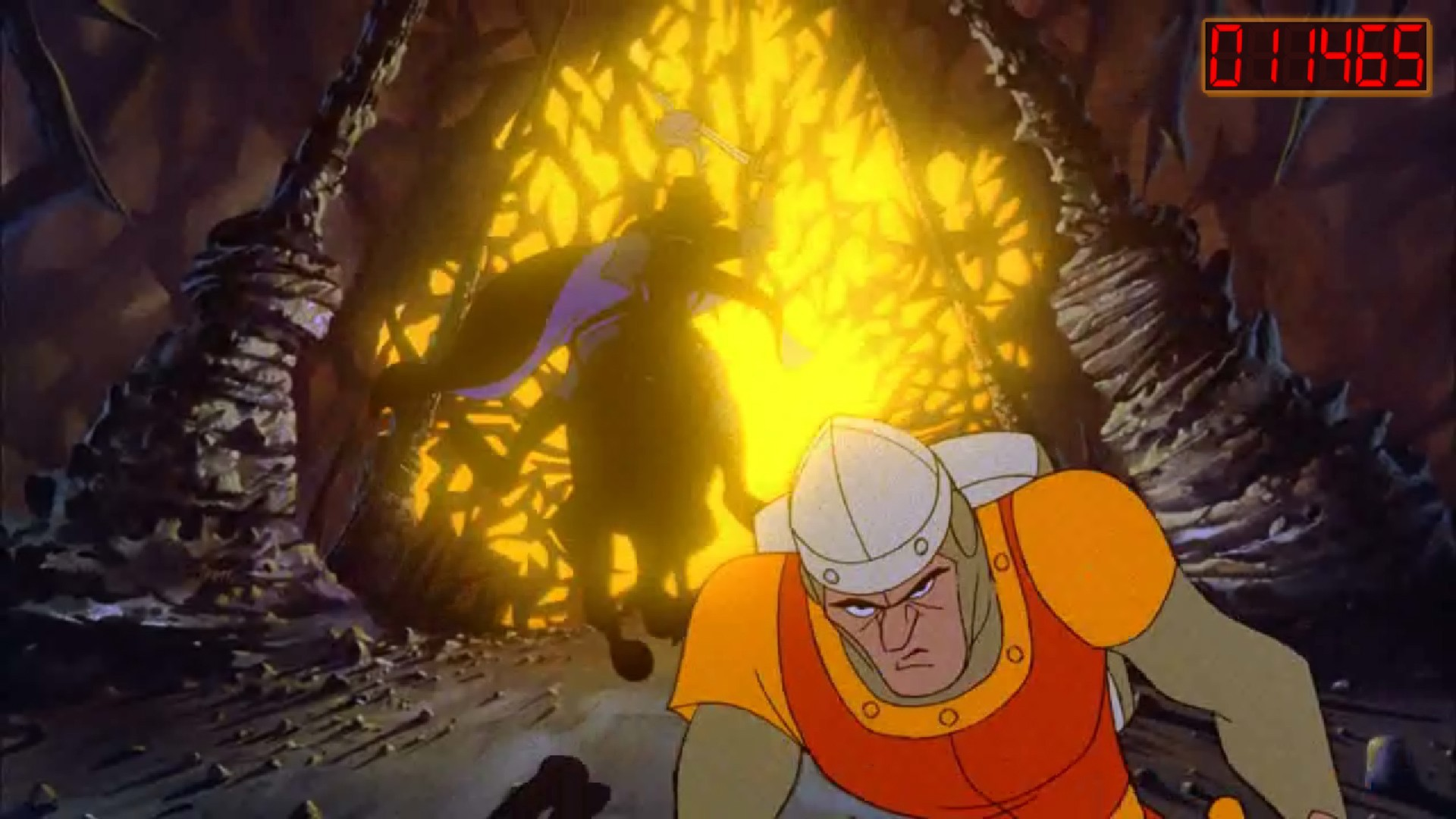 Dragon's Lair-steam