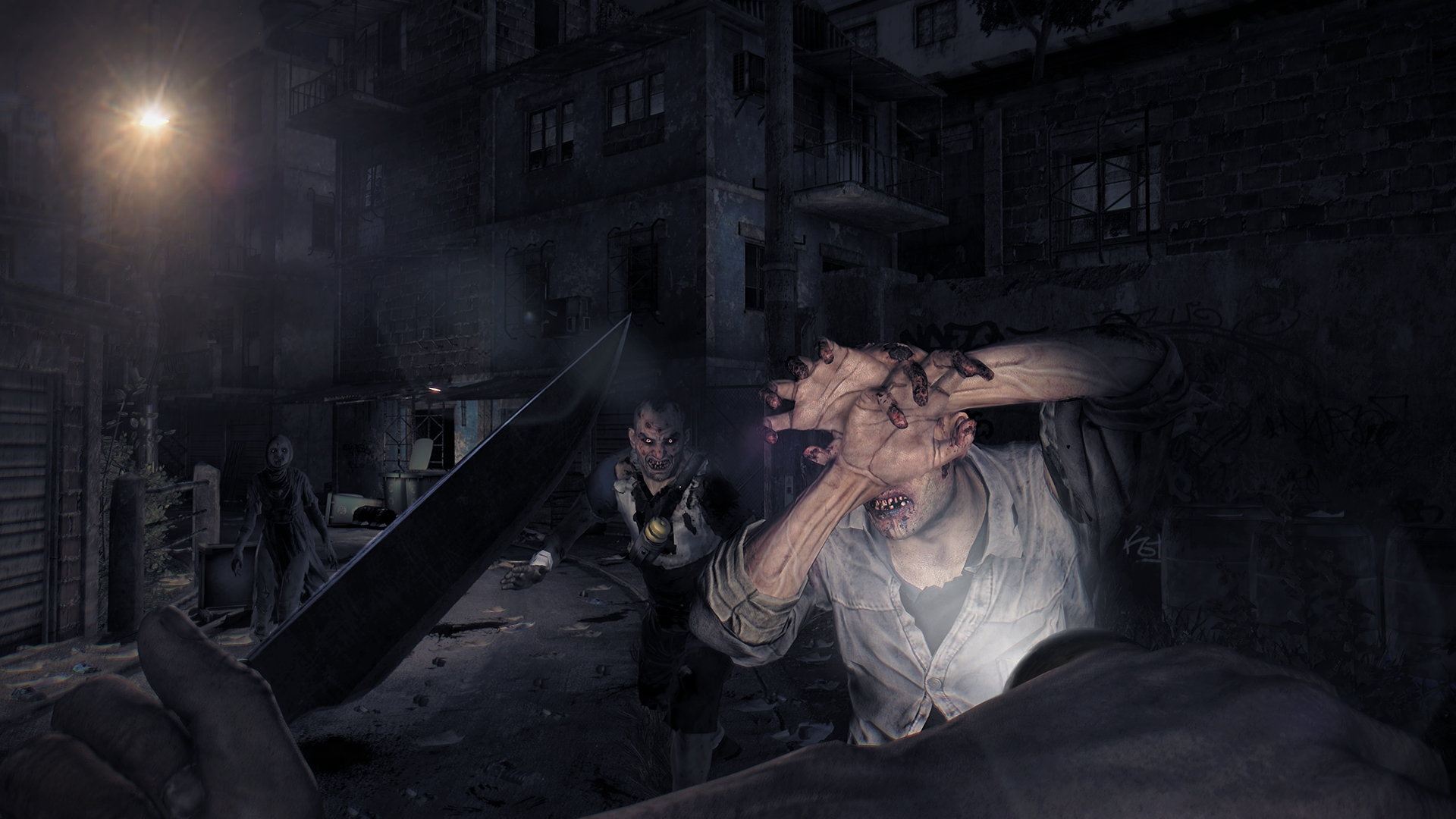 Dying Light C