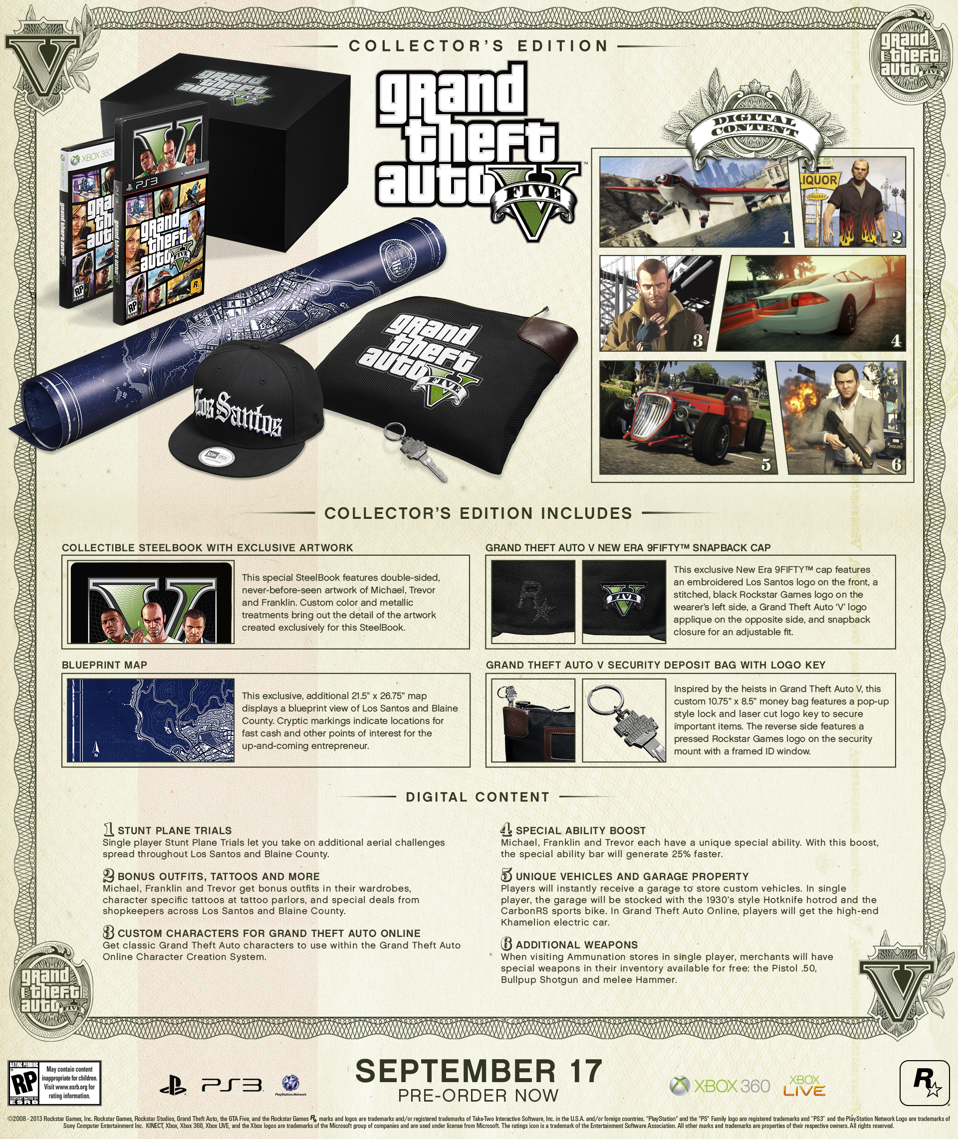 GTA-V-collector's Edition