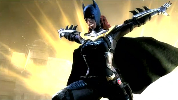 InjusticeBatgirlAction