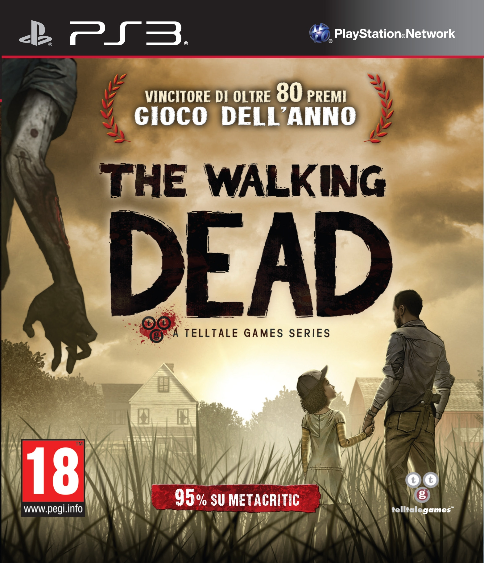 Pack PS3_TWD