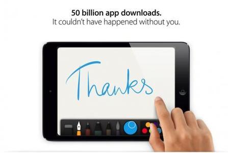 app-store-di-apple-raggiunge-50-miliardi di downlaod
