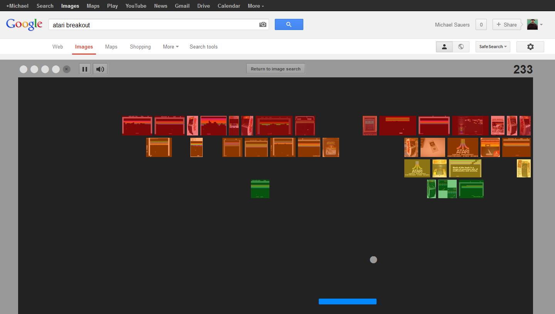 breakout in google immagini