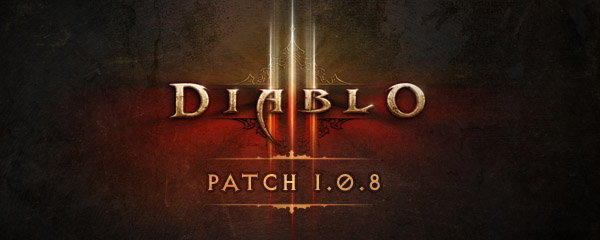 diablo III patch 1.0.8