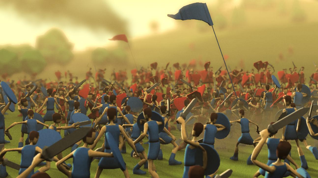 godus-battaglia
