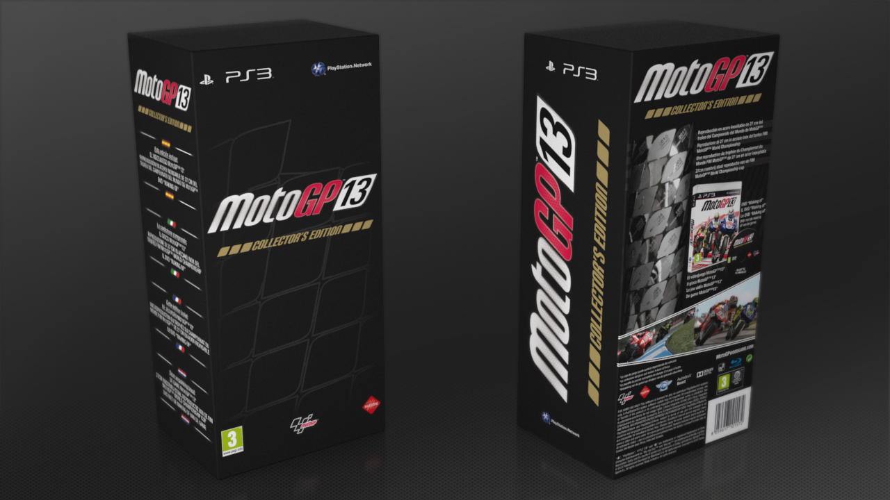 motogp13 collector edition