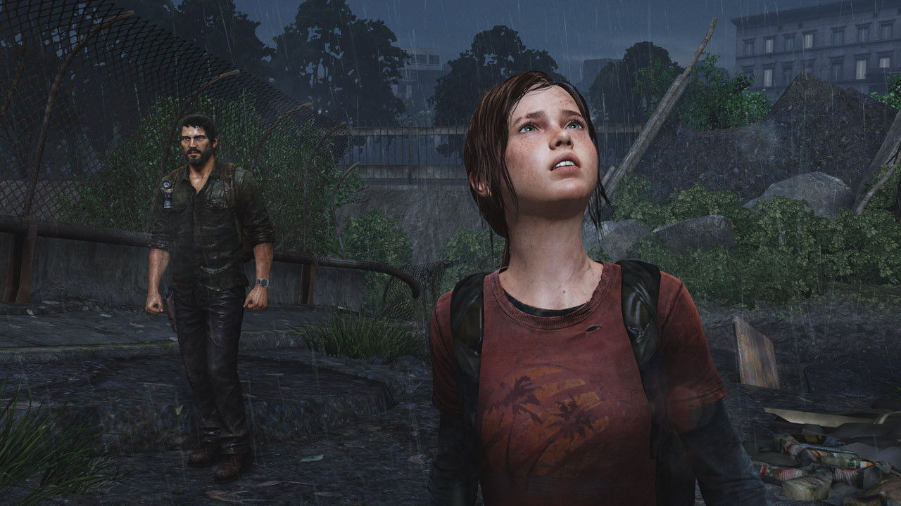 the last of us in game