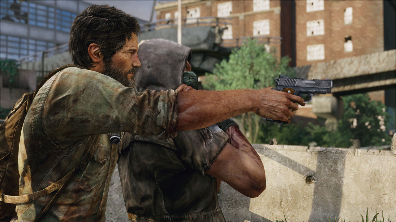 the-last-of-us-joel-with-human-shield
