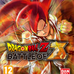 Dragon Ball Z Battle of Z copertina PS Vita