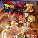 Dragon Ball Z Battle of Z copertina PS3
