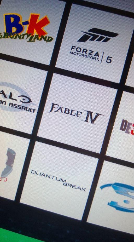 E3 2013-lista-giochi-xbox-one
