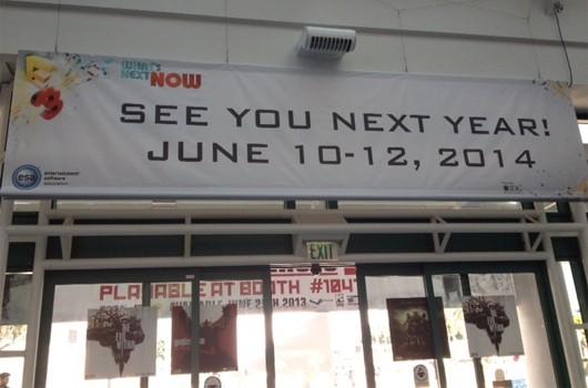 E3 2014 date