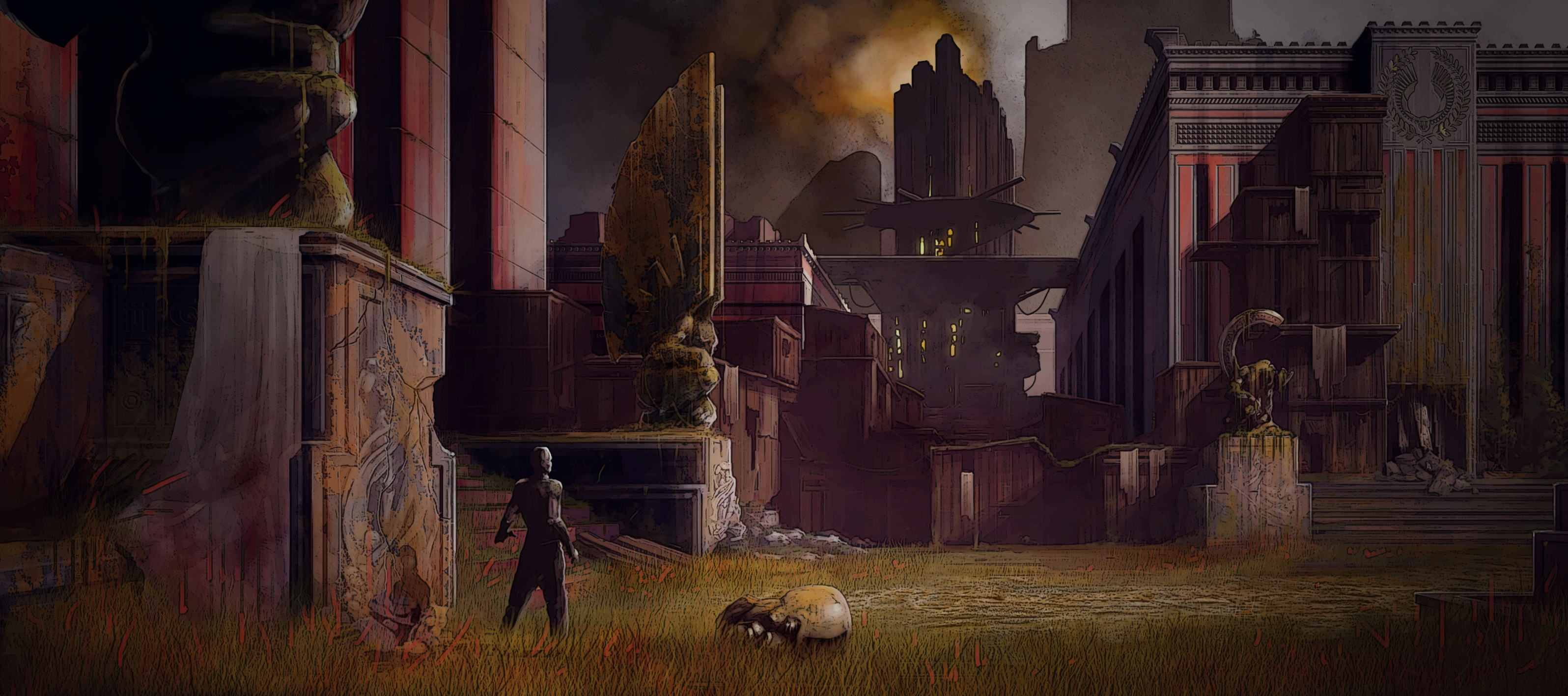 Legacy of Kain Dead Sun-sabaravista-human
