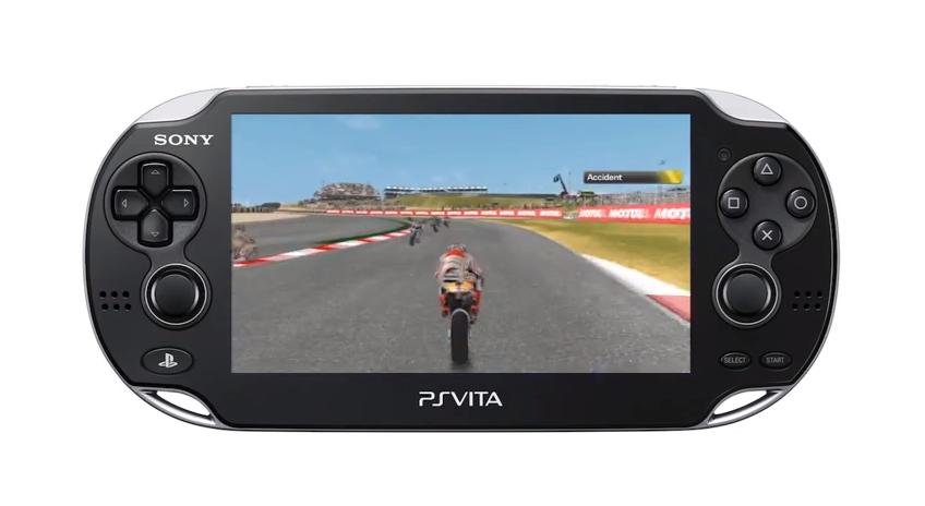 MotoGp 13 PS Vita