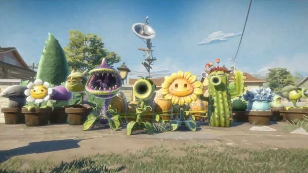 Plants Vs Zombies Garden Warfare A
