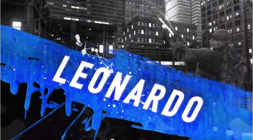 Teenage Leonardo