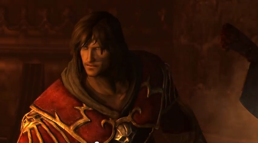 castelvania lords of shadow pc trailer
