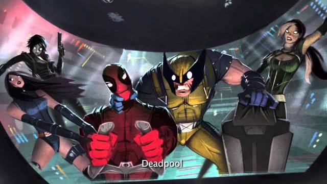 deadpool trailer lancio