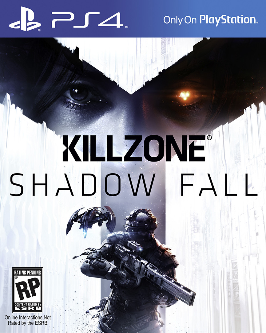 killzone-shadow-fall copertina ps4
