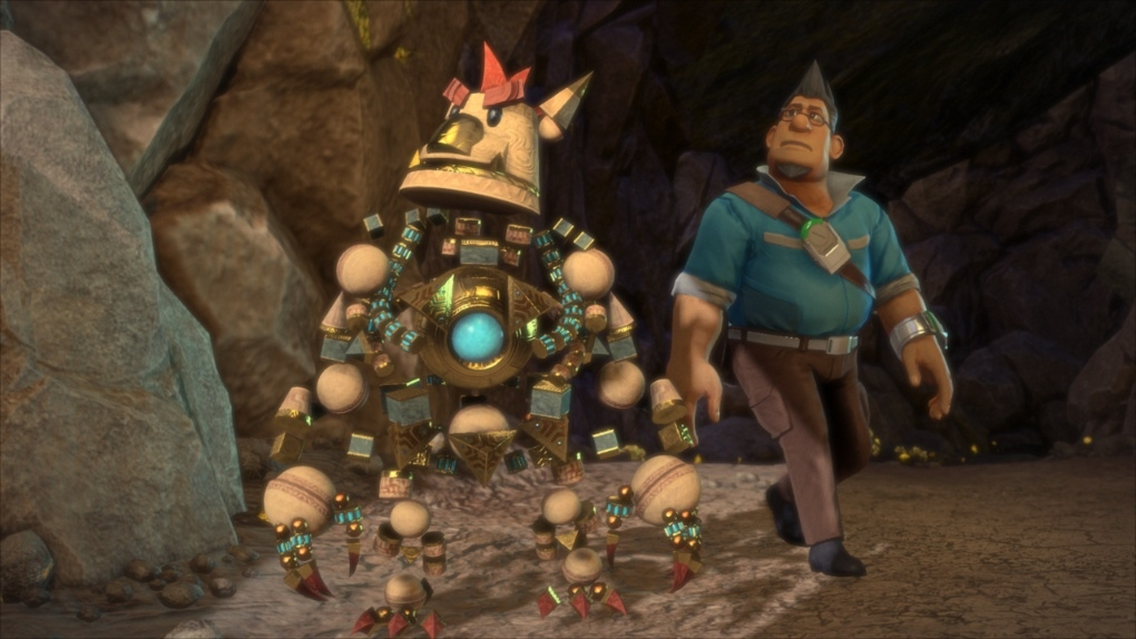 knack-play-station-4