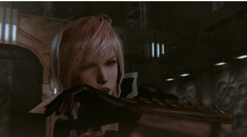 ligthning Returns final fantasy xiii e3 trailer