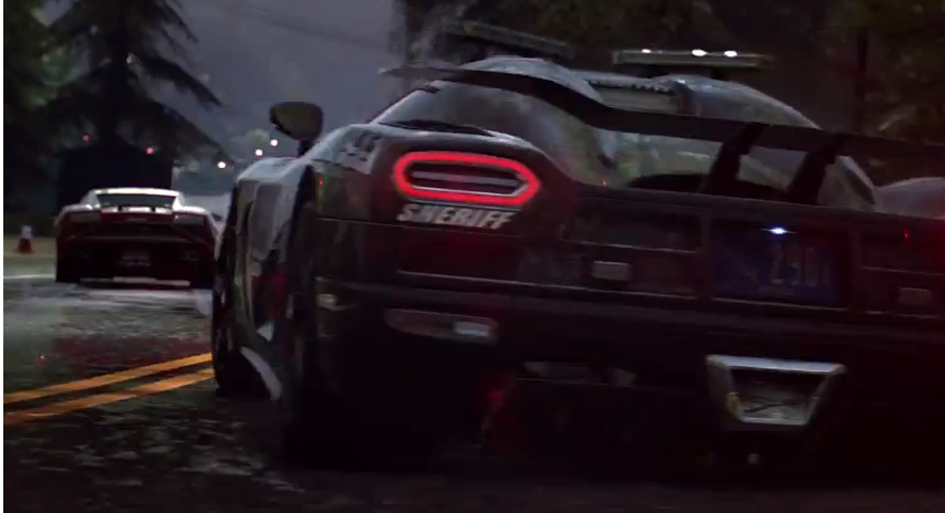 need for speed rivals e3clip
