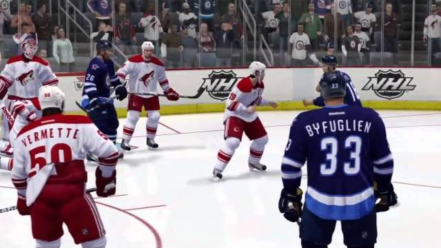 nhl14engine gameplay