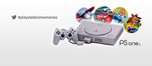 playstation memories