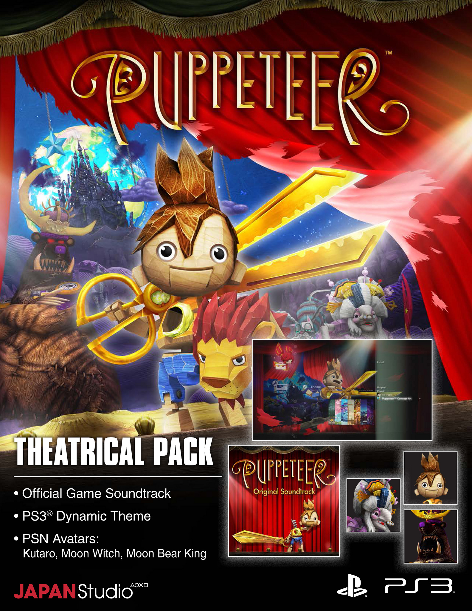 puppeteer-theatrical-pack