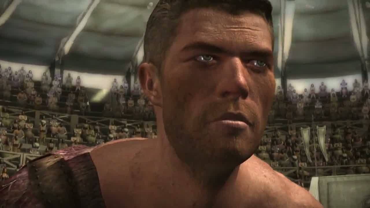 spartacus legends trailer di lancio