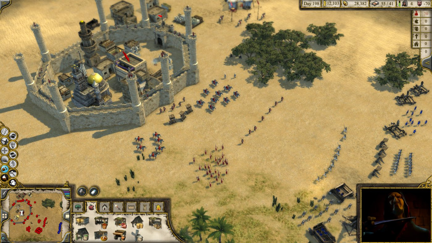 stronghold Crusader IIf