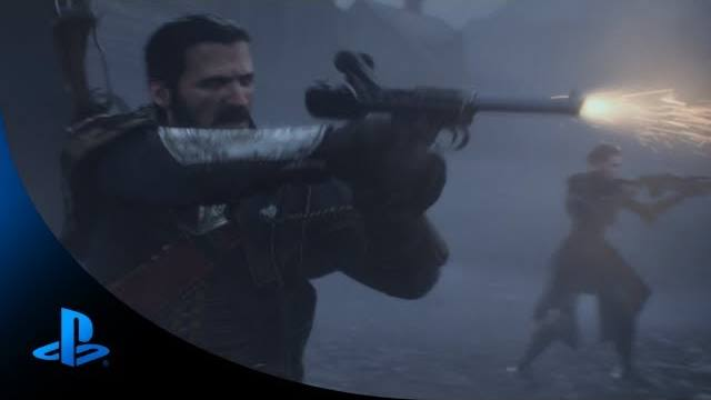 the order 1886 trailer annuncio ps4