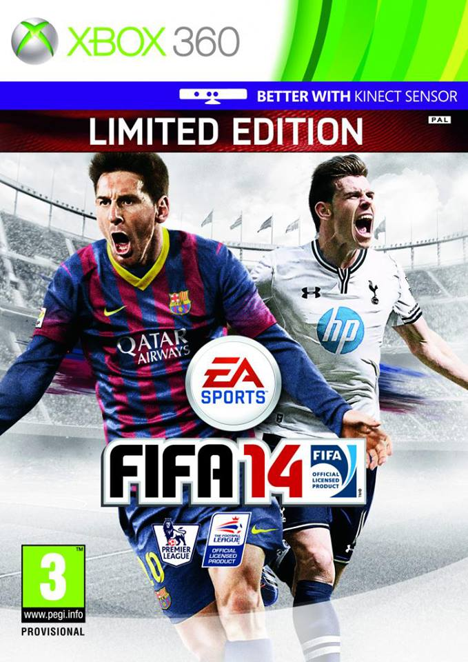 Fifa 14 copertina inglese